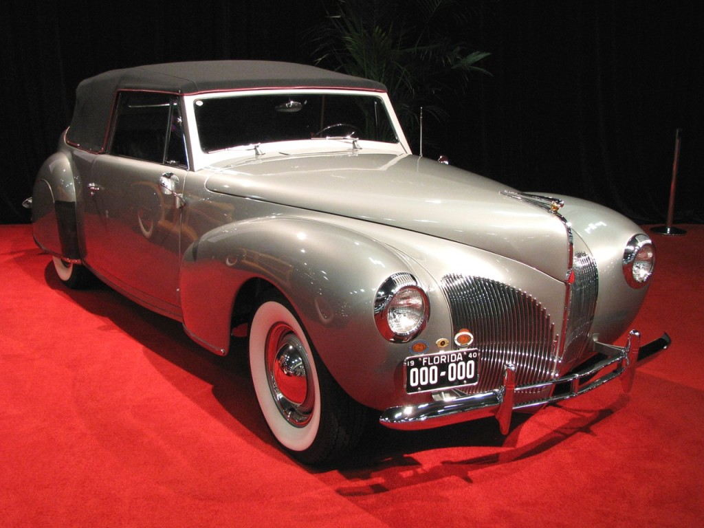 1939 Continental