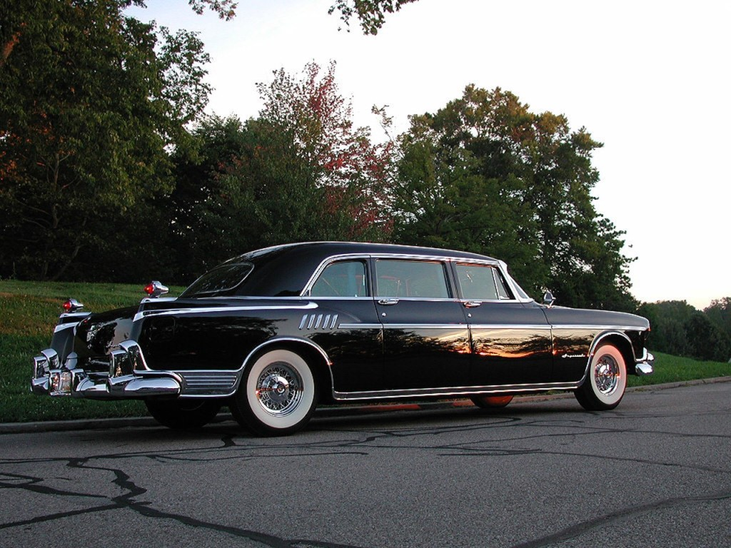 1956 Imperial Limousine