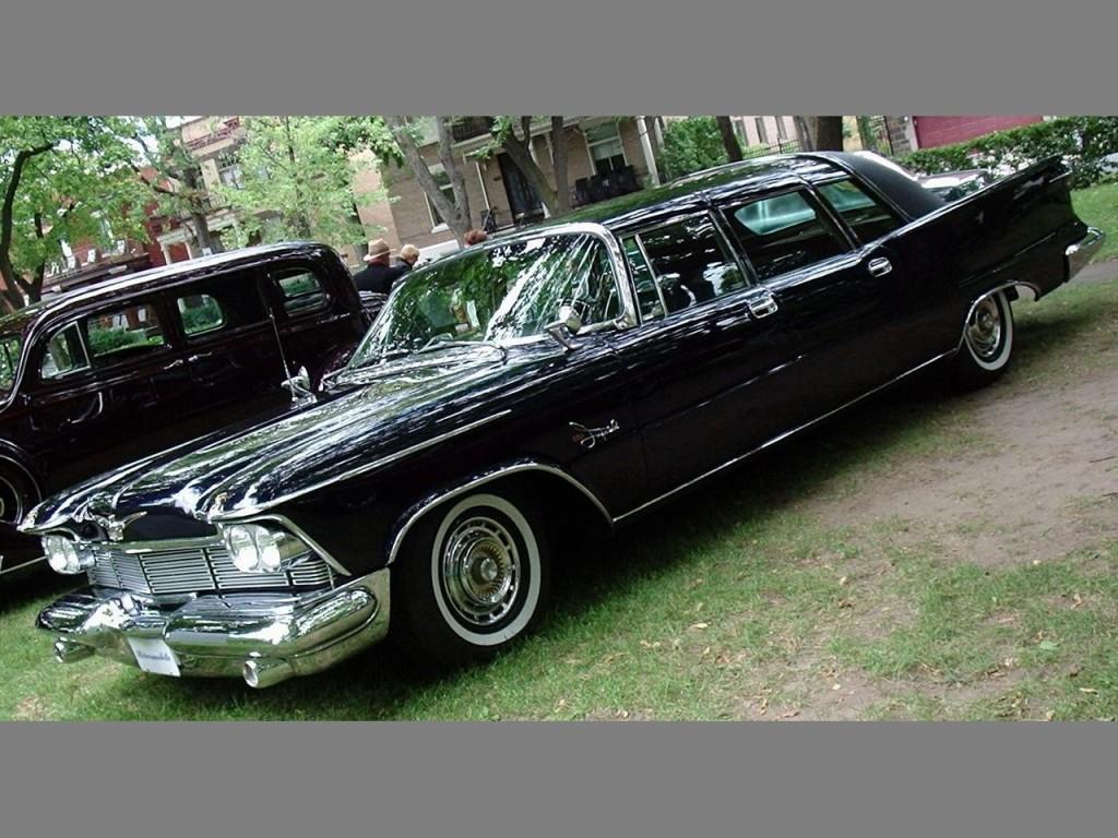 1957 Ghia Landau Crown Imperial
