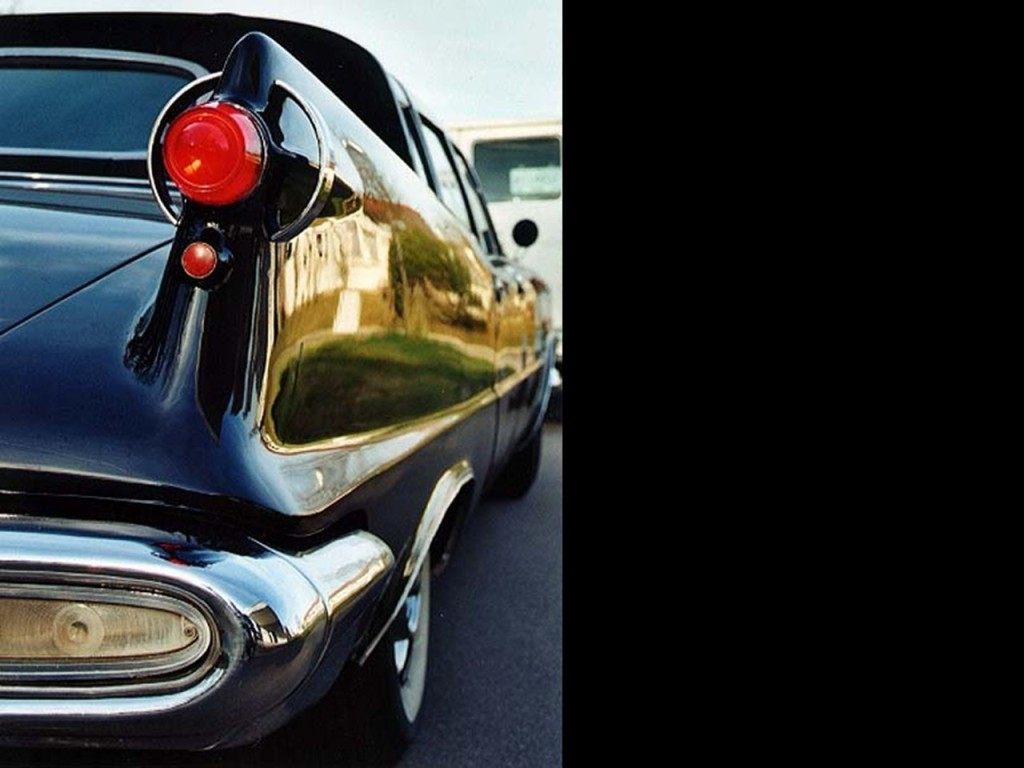 1957 tail