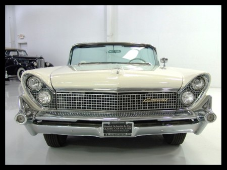 1959 Continental MK IV 1