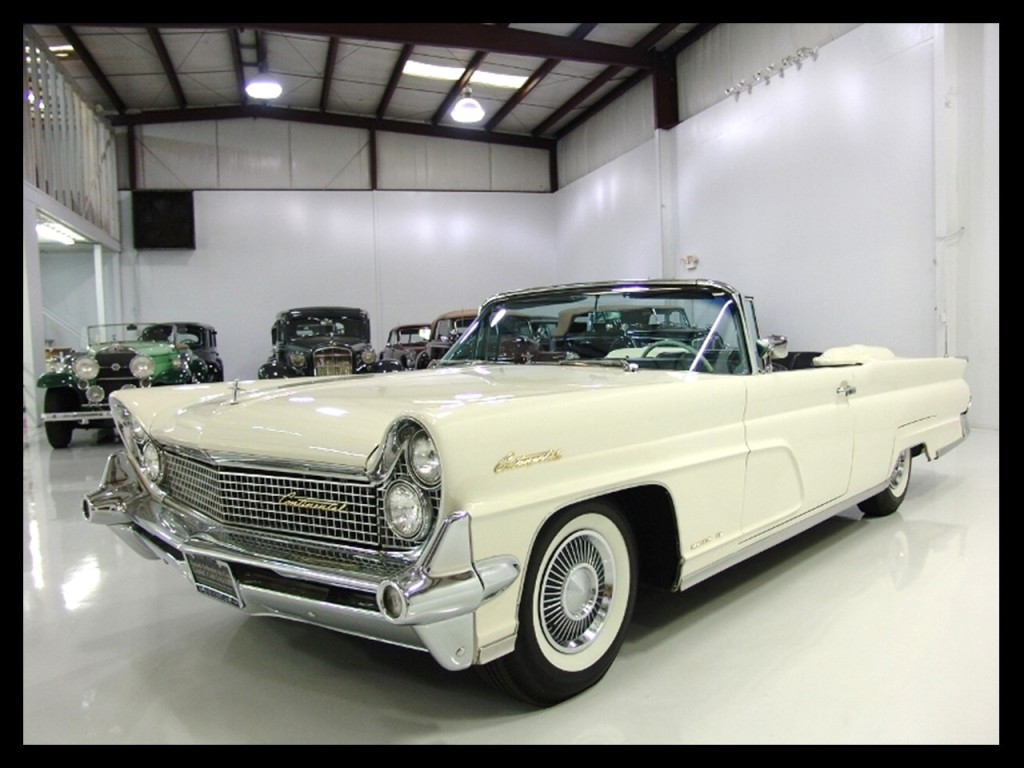 1959 Continental MK IV 2