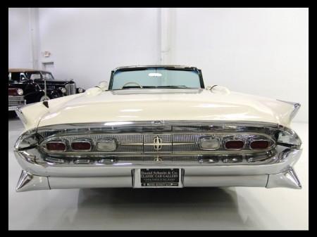 1959 Continental MK IV 3