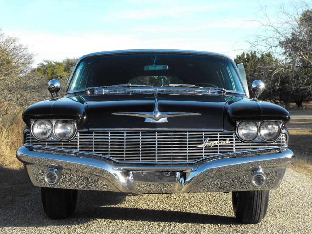 1960 Ghia Landau Crown Imperial
