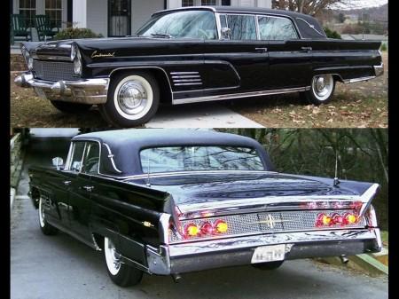 1960 Limousine
