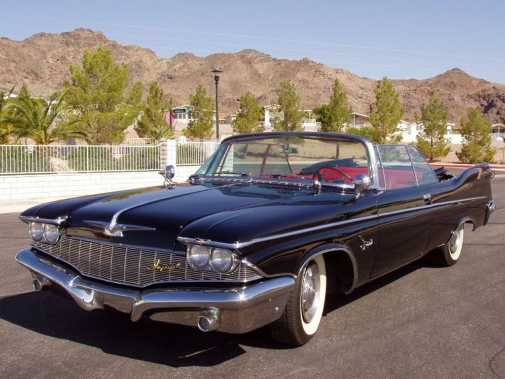 Crown convertible 7