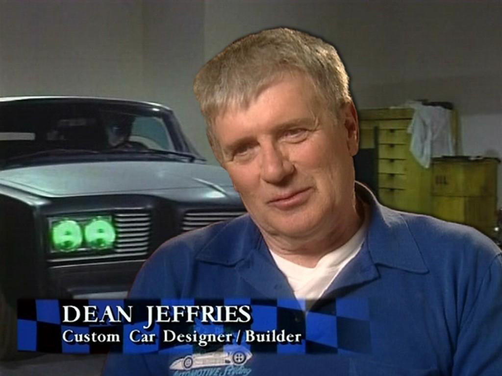 Dean Jeffries