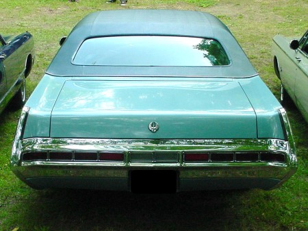 Elijah Scott's 1970 Imperial LeBaron 3