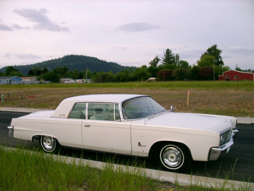Eric Ruud's 1964 Imperial Coupe
