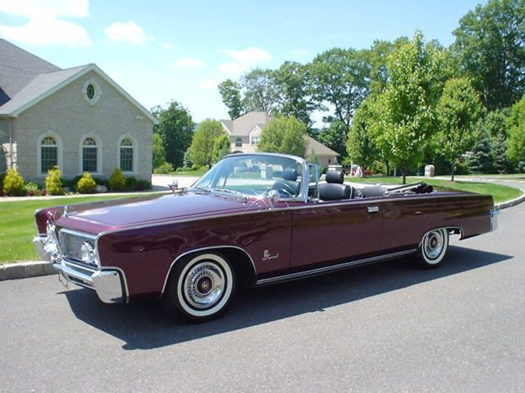 Jay D'Angelo's 1964 Imperial Convertible 4