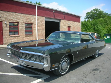 John Griffith's 1970 Imperial Crown Coupe