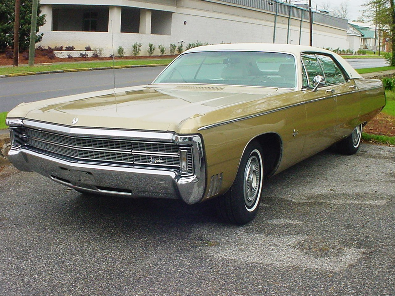 The Incomparable 1970 Imperial by Chrysler | NotoriousLuxury