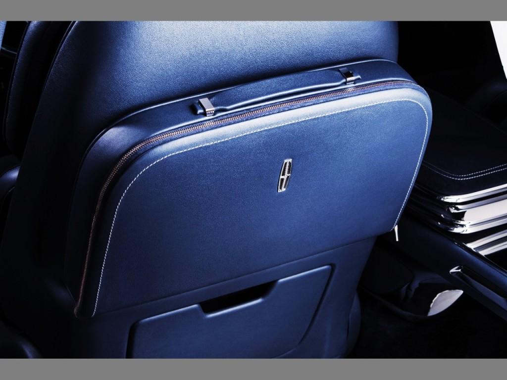 Lincoln Continental Concept 10