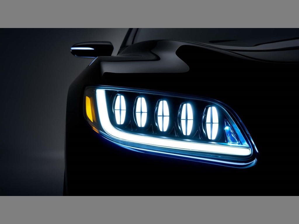 Lincoln Continental Concept 17