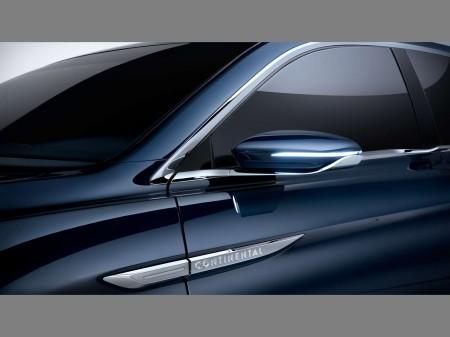 Lincoln Continental Concept 21