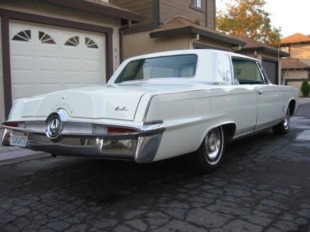 Lupe Rodriguez's 1964 Imperial Crown Coupe 1