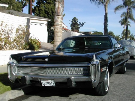 Scott Smith's 1973 Imperial LeBaron Two Door Hardtop 1