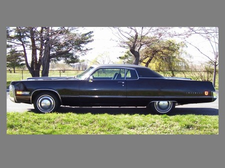 Scott Smith's 1973 Imperial LeBaron Two Door Hardtop 3