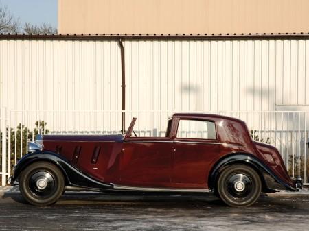 1936 Phantom III Sedanca deVille 1