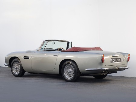 1965-1966 Volante (short chassis) 4