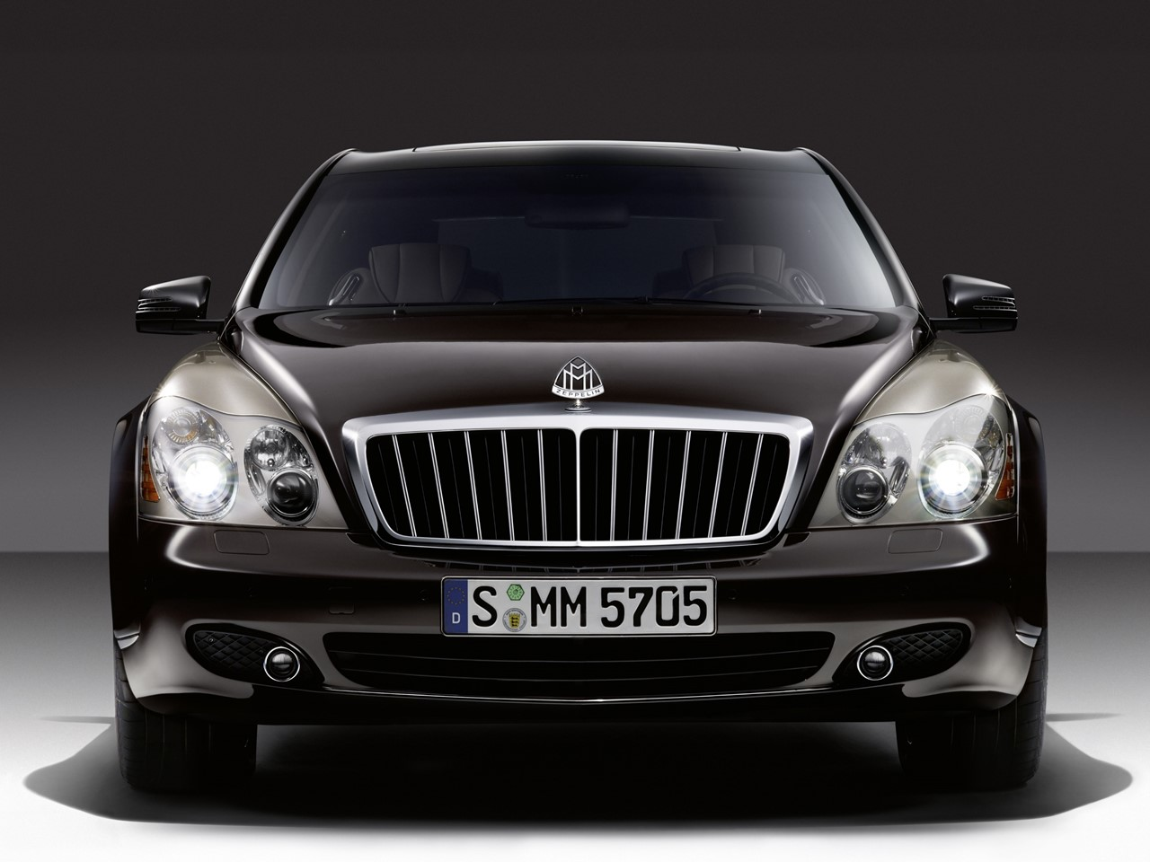 Maybach Zeppelin Just 100 vehicles made 2