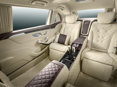 Mercedes-Maybach Pullman Limousine 2