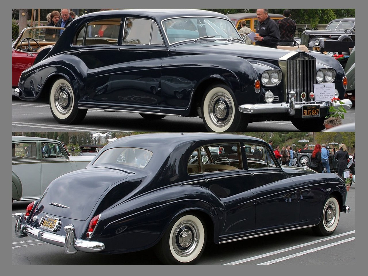 Phantom V with James Young Coachwork