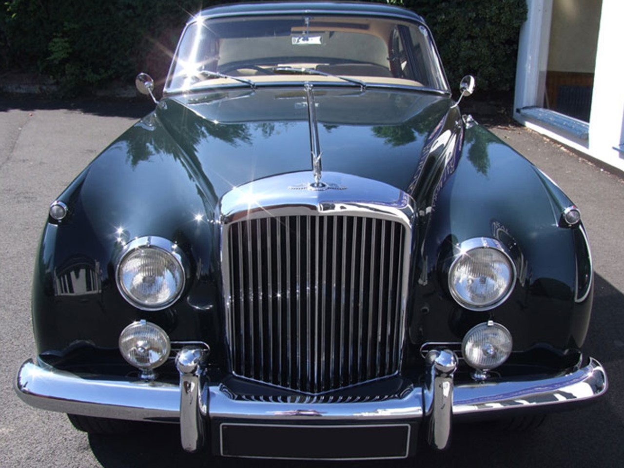 1960 Bentley S2 HJ Mulliner Coupe 1