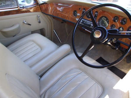 1960 Bentley S2 HJ Mulliner Coupe 4