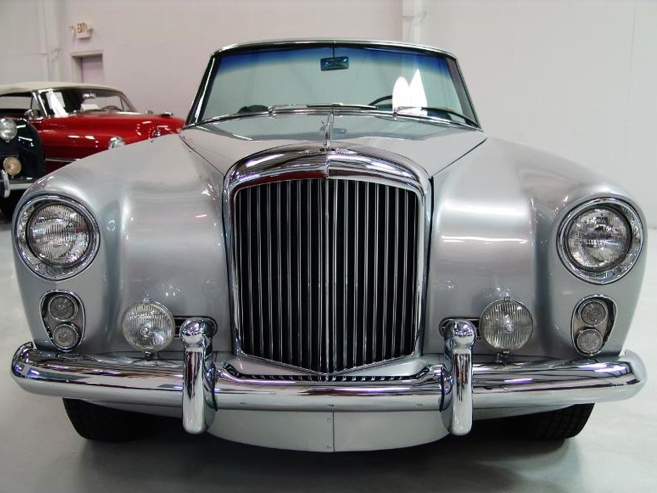 1961 Bentley Continental S2 Mulliner Park Ward 1