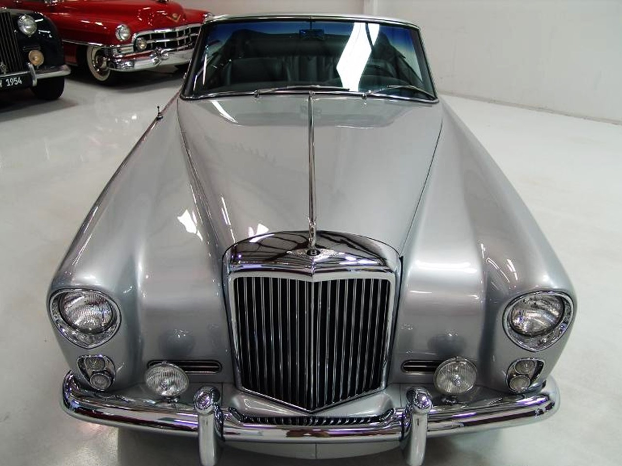 1961 Bentley Continental S2 Mulliner Park Ward 12