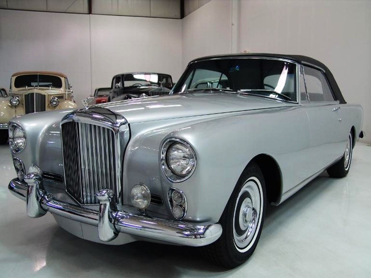 1961 Bentley Continental S2 Mulliner Park Ward 14