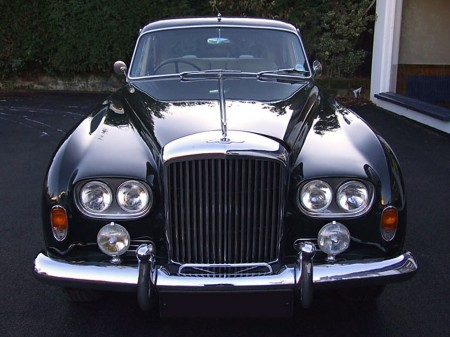 1963 Bentley Continental Flying Spur 2