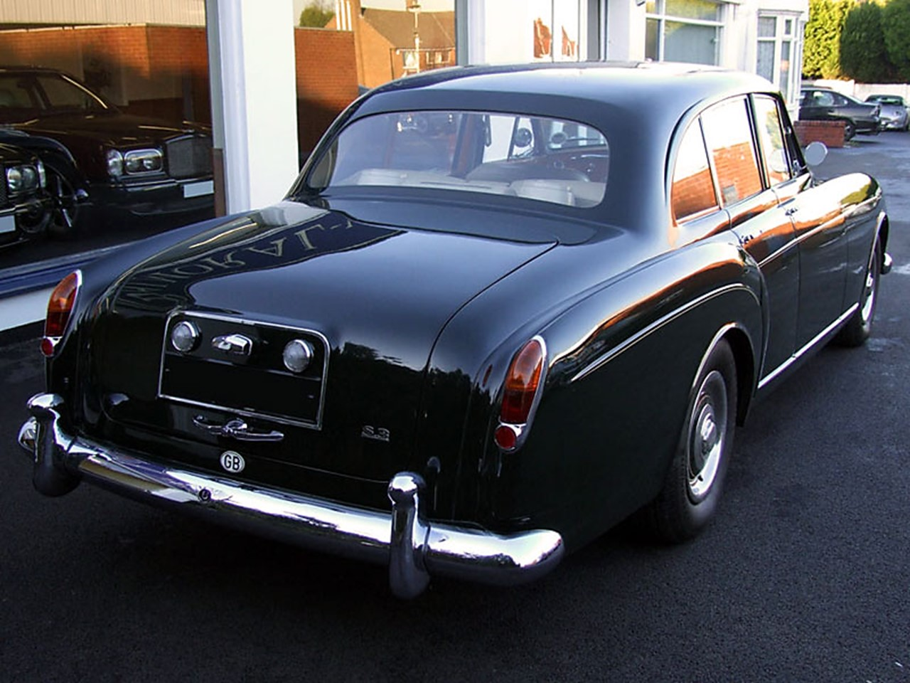 1963 Bentley Continental Flying Spur 7