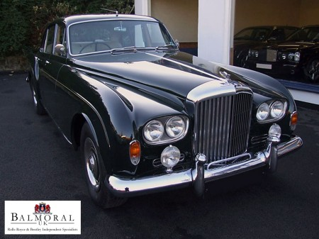 1963 Bentley Continental Flying Spur 8