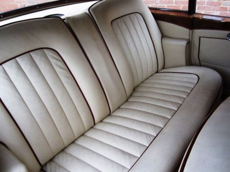 1965 Silver Cloud III Flying Spur 9