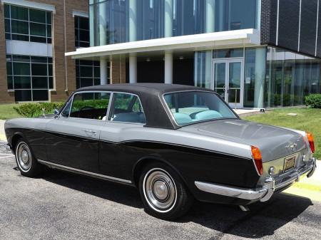 1967 MPW Fixedhead coupe 8