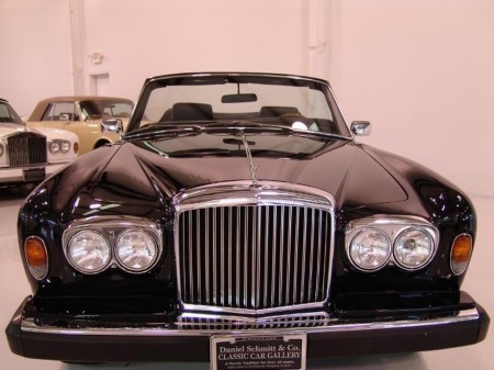1978 Bentley Corniche convertible 2