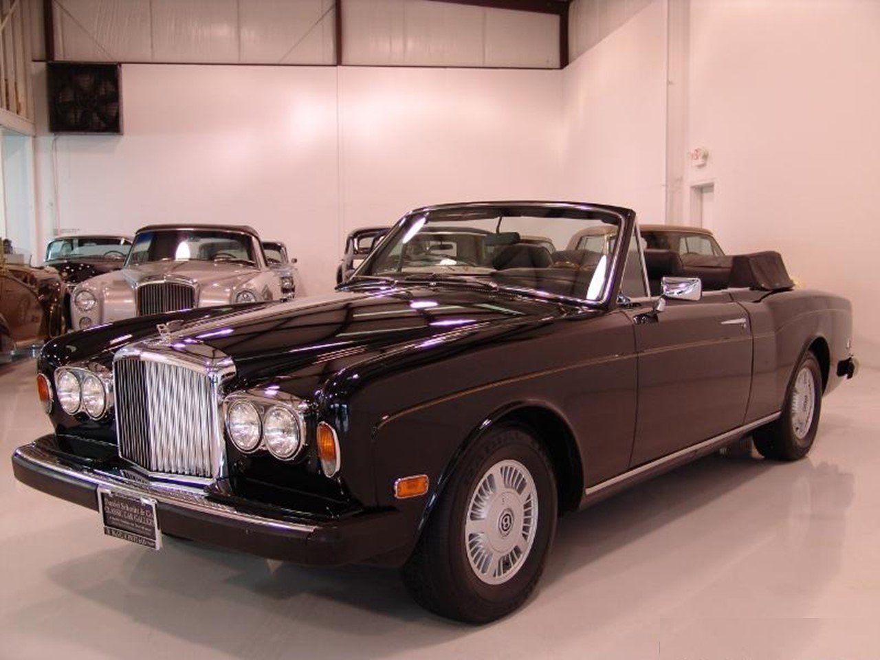 1978 Bentley Corniche convertible 5
