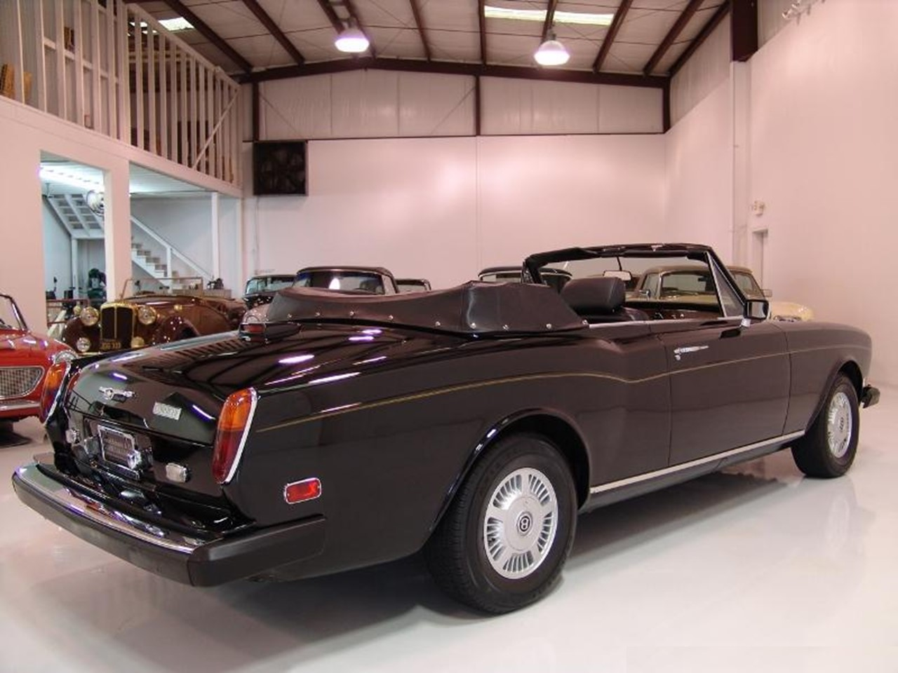 1978 Bentley Corniche convertible 6
