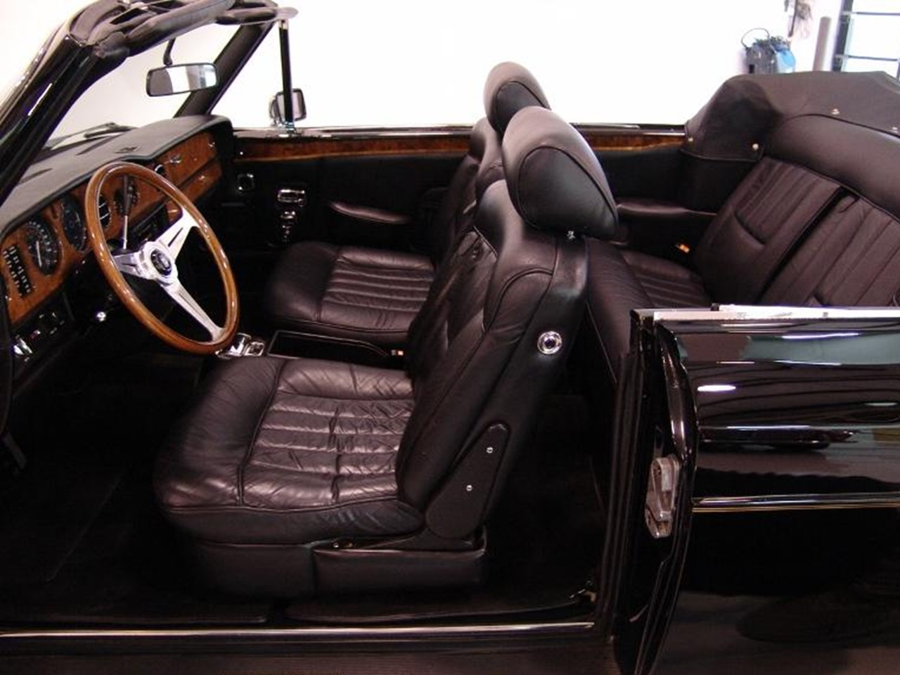 1978 Bentley Corniche convertible 7