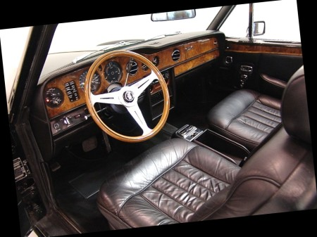 1978 Bentley Corniche convertible 8