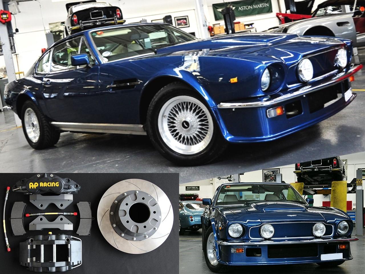 Retrospect Aston Martin V Vantage Volante NotoriousLuxury - 1986 aston martin vantage
