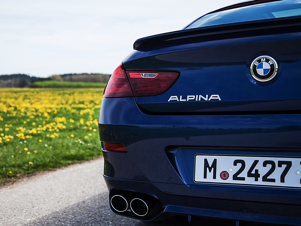 2016 Alpina B6 XDrive Gran Coupe 1