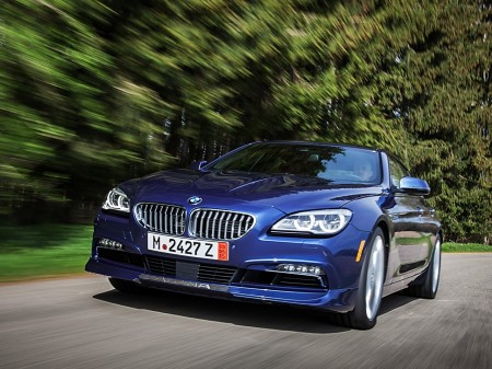 2016 Alpina B6 xDrive Gran Coupe 19