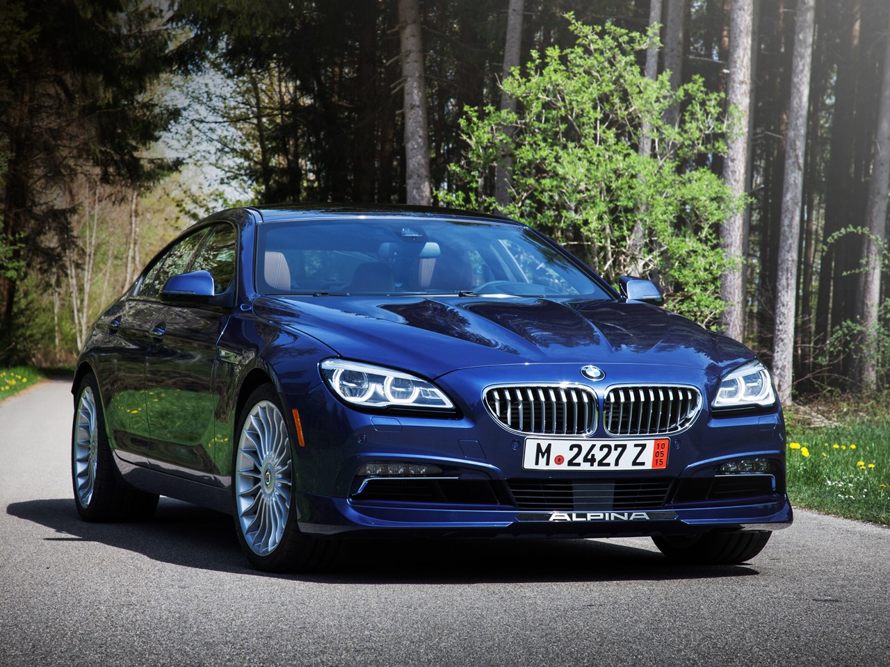 2016 Alpina B6 xDrive Gran Coupe 2