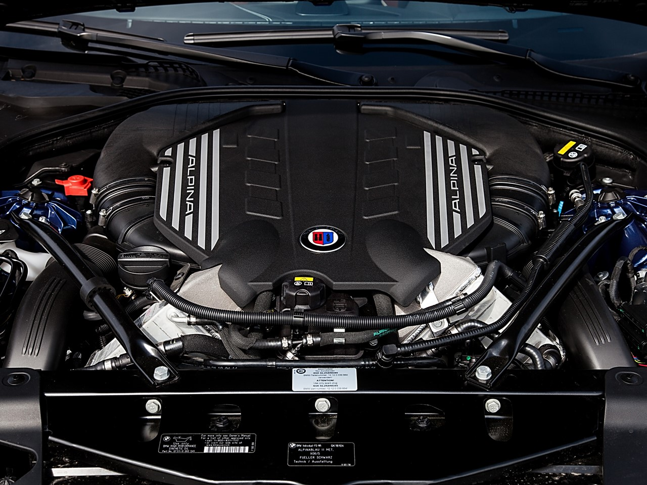 2016 Alpina B6 xDrive Gran Coupe 20
