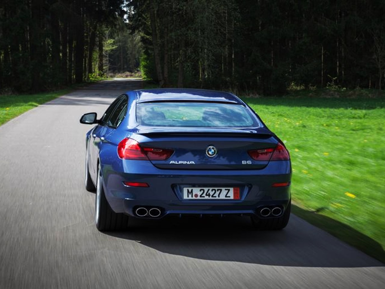 2016 Alpina B6 xDrive Gran Coupe 24