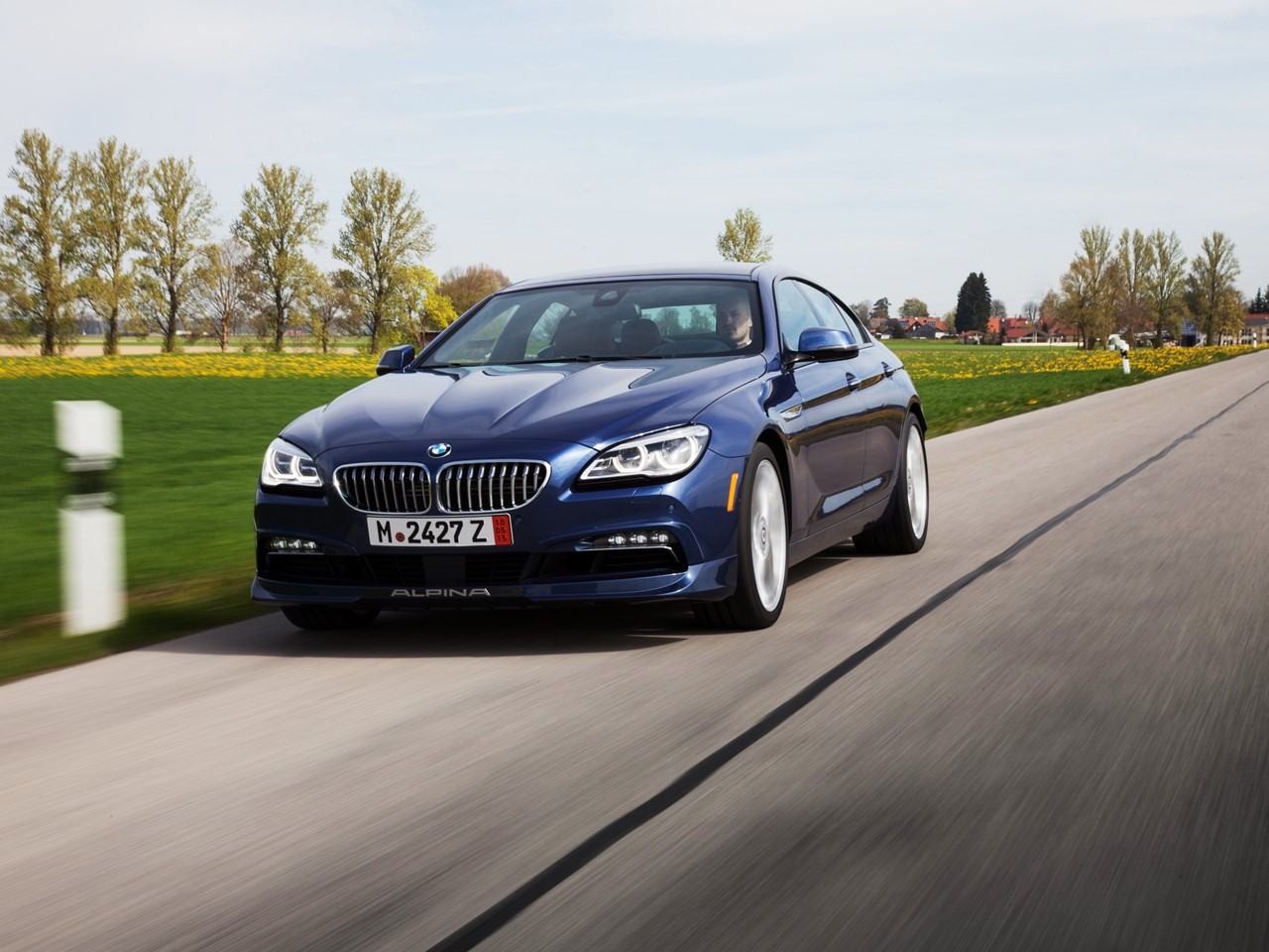 2016 Alpina B6 XDrive Gran Coupe 26 BMW Motorsport