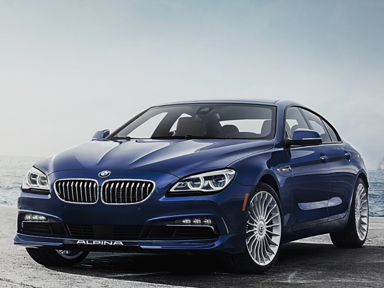 2016 Alpina B6 xDrive Gran Coupe 27